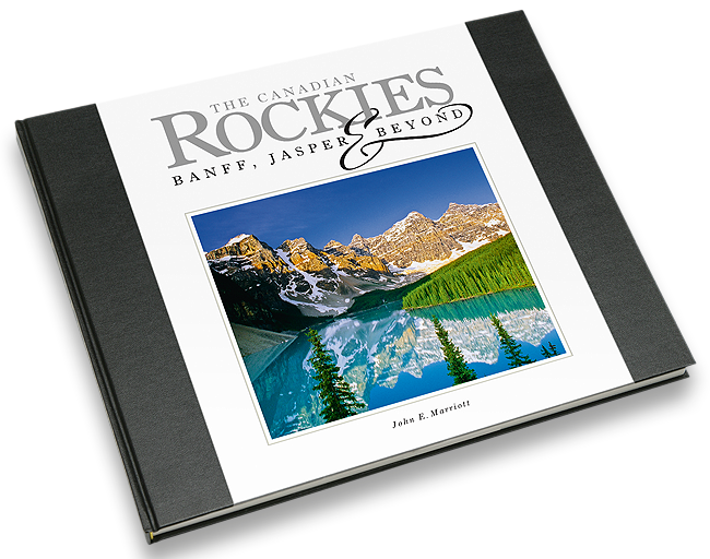 Canadian Rockies Banff Jasper Beyond Large Edition Shop