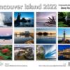 Vancouver Island 2022 Calendar back images